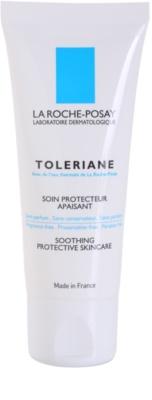 La Roche-Posay Toleriane emulsão hidratante e apaziguadora  para a pele intolerante