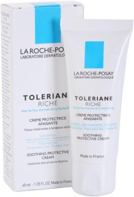 La Roche-Posay Toleriane успокояваща и хидратираща емулсия за суха кожа 1
