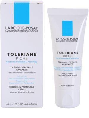 La Roche-Posay Toleriane успокояваща и хидратираща емулсия за суха кожа 2