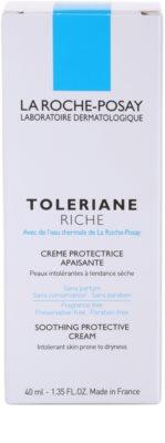 La Roche-Posay Toleriane успокояваща и хидратираща емулсия за суха кожа 3