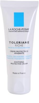 La Roche-Posay Toleriane emulsão hidratante e apaziguadora  para pele seca