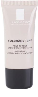 La Roche-Posay Toleriane Teint base cremosa hidratante  para pele normal a seca