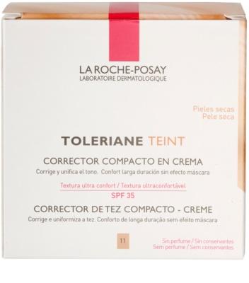 La Roche-Posay Toleriane Teint kompaktní make-up pro citlivou a suchou pleť 4