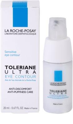 La Roche-Posay Toleriane Ultra szemkörnyékápoló a diszkomfortérzetre és a szem duzzattságára 2