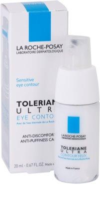 La Roche-Posay Toleriane Ultra szemkörnyékápoló a diszkomfortérzetre és a szem duzzattságára 3