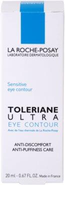 La Roche-Posay Toleriane Ultra szemkörnyékápoló a diszkomfortérzetre és a szem duzzattságára 4
