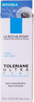 La Roche-Posay Toleriane Ultra szemkörnyékápoló a diszkomfortérzetre és a szem duzzattságára 5