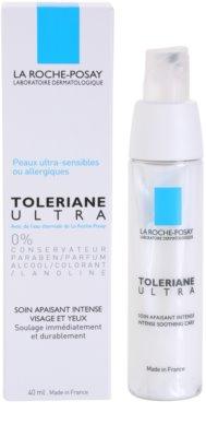 La Roche-Posay Toleriane Ultra hidratare intensa si lotiune calmanta pentru ten sensibil, cu probleme 2