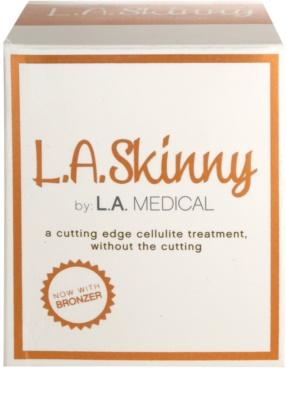 L.A. Skinny Care crema de corp anticelulita cu efect autobronzant 4