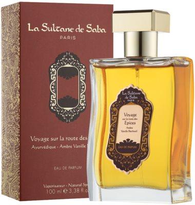 La Sultane de Saba Ambre, Vanille, Patchouli parfémovaná voda unisex 1