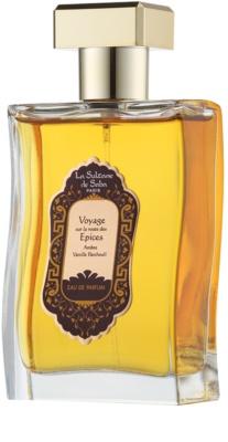 La Sultane de Saba Ambre, Vanille, Patchouli parfémovaná voda unisex