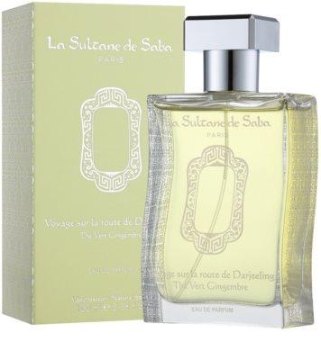 La Sultane de Saba Thé Vert Gingembre парфумована вода унісекс 1