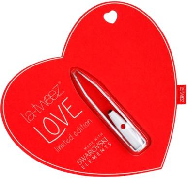 La-Tweez Love pęseta z lampką