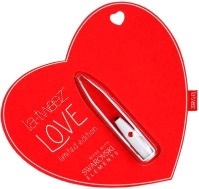 La-Tweez Love pinça com luz