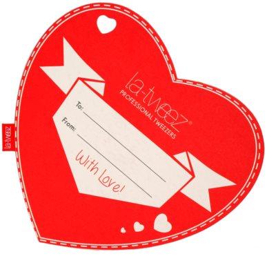 La-Tweez Love pinzas con luz 1
