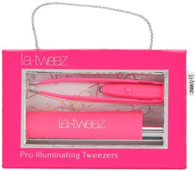 La-Tweez La-Tweez pinça com luz