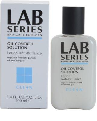 Lab Series Clean čisticí pleťová voda 1