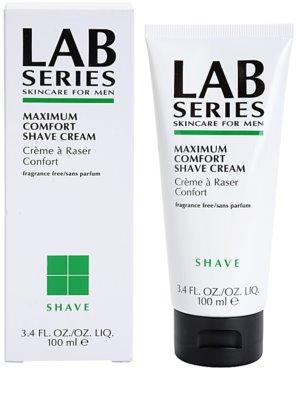 Lab Series Shave crema de barbierit 1