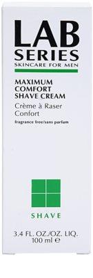 Lab Series Shave crema de barbierit 2