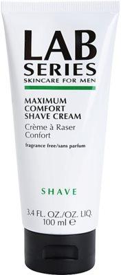 Lab Series Shave crema de barbierit