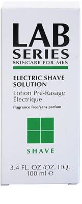 Lab Series Shave konzentrierte Pflege für die Rasur mit dem Elektrorasierer 2