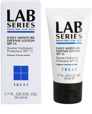 Lab Series Treat денний зволожуючий та захисний крем для нормальної та жирної шкіри 2