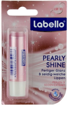 Labello Pearly Shine balzám na rty