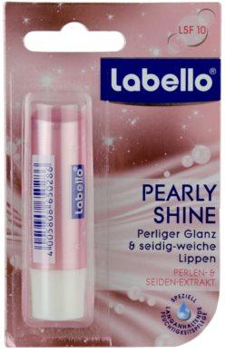 Labello Pearly Shine балсам за устни