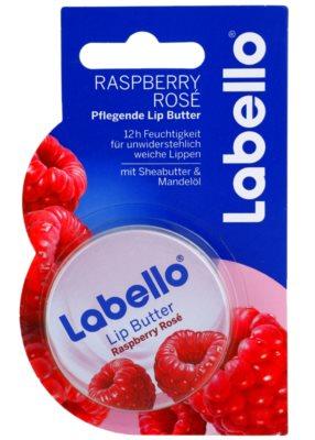Labello Raspberry Rosé Butter für Lippen