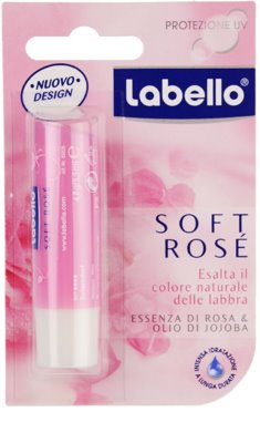 Labello Soft Rosé bálsamo labial