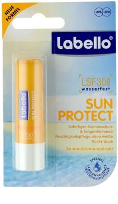 Labello Sun Protect bálsamo labial SPF 30