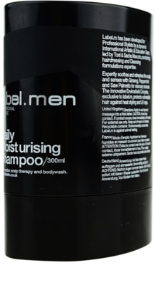 label.m Cleanse hydratisierendes Shampoo für häufiges Haarewaschen 1