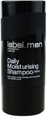 label.m Cleanse hydratisierendes Shampoo für häufiges Haarewaschen