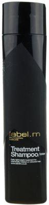 label.m Cleanse ápoló sampon festett hajra
