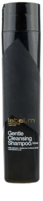 label.m Cleanse champú limpiador para todo tipo de cabello