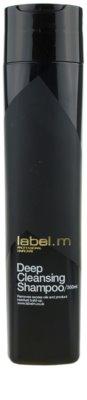 label.m Cleanse очищуючий шампунь для чутливої шкіри голови