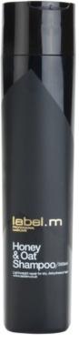 label.m Cleanse sampon pentru par uscat