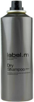 label.m Cleanse suchý šampon ve spreji 1
