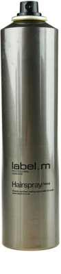 label.m Complete lak za lase s srednjim utrjevanjem 1