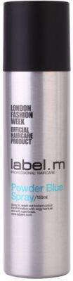 label.m Complete polvos para cabello con color  en spray