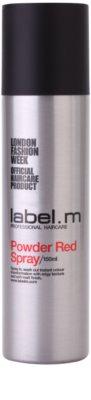 label.m Complete Farbpuder für die Haare im Spray