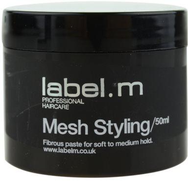 label.m Complete creme styling  fixação média