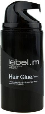 label.m Complete modelierende Gel-Creme starke Fixierung 1