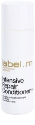 label.m Condition acondicionador nutritivo para cabello seco y dañado