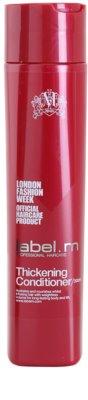 label.m Thickening acondicionador para recuperar el espesor del cabello