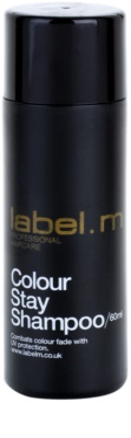 label.m Colour Stay champú para cabello teñido