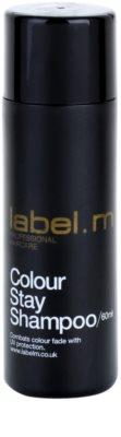 label.m Colour Stay sampon festett hajra