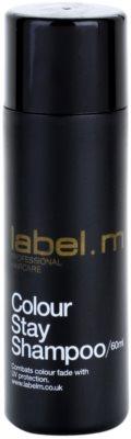 label.m Colour Stay Shampoo für gefärbtes Haar