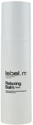 label.m Create balsam do włosów nieposłusznych i puszących się