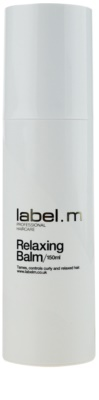 label.m Create balsam pentru par indisciplinat